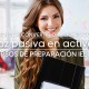 Convierte la voz pasiva en activa en los cursos de preparación IELTS