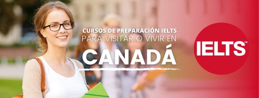 Cursos de preparación IELTS Destinos más populares para vivir o visitar en Canadá